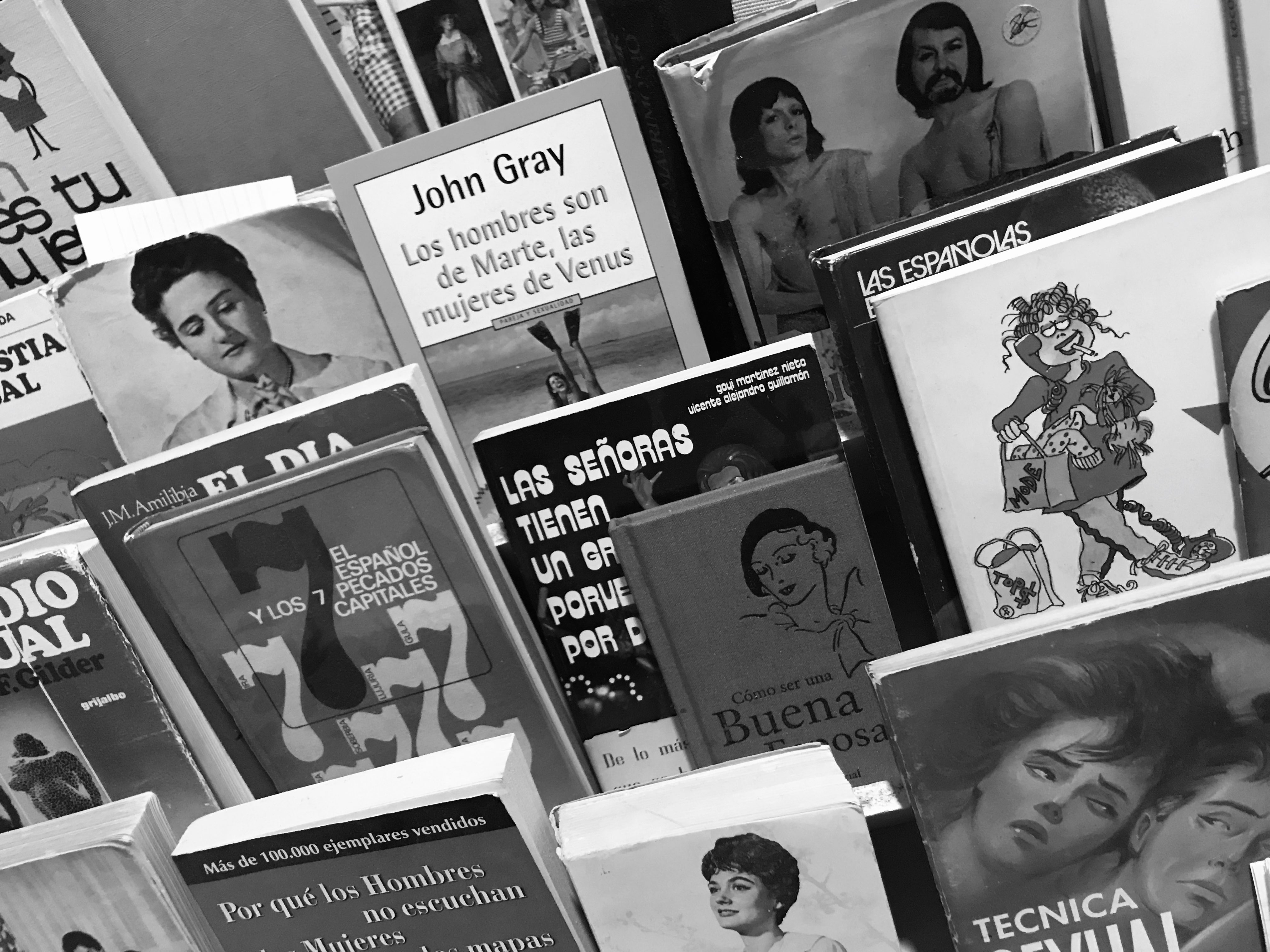 biblioteca misoginia