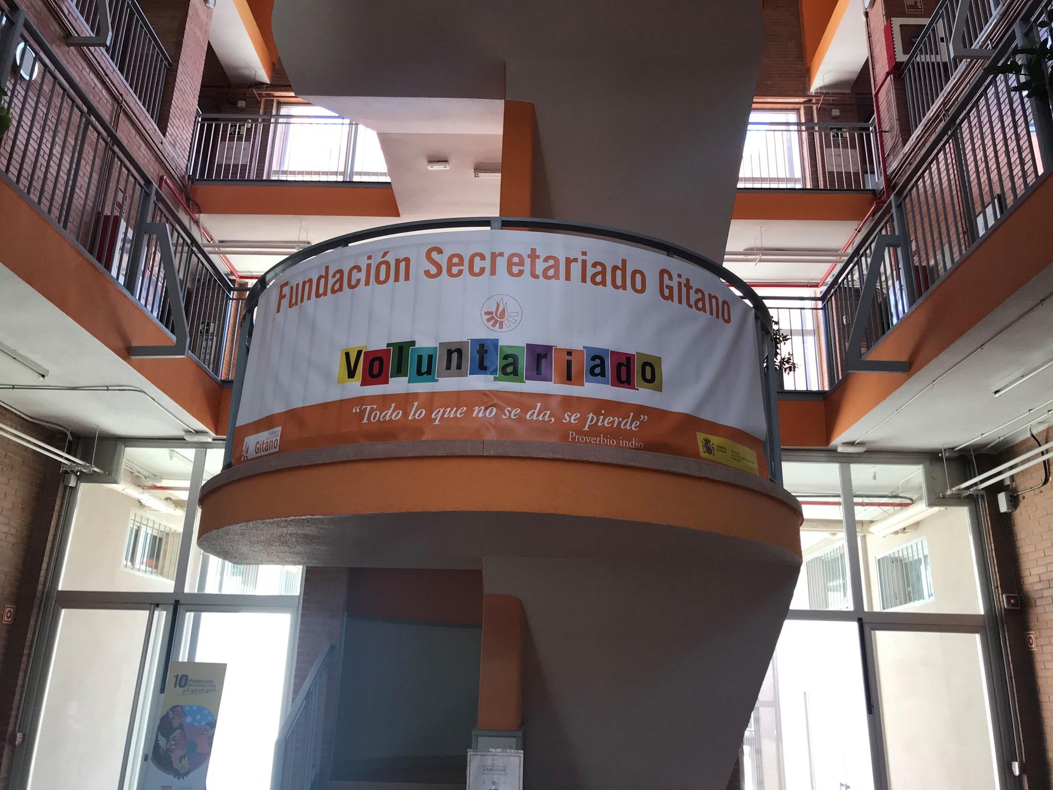 sede de la fundación secretariado gitano
